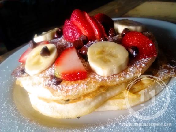 3 Pancake Breakfast