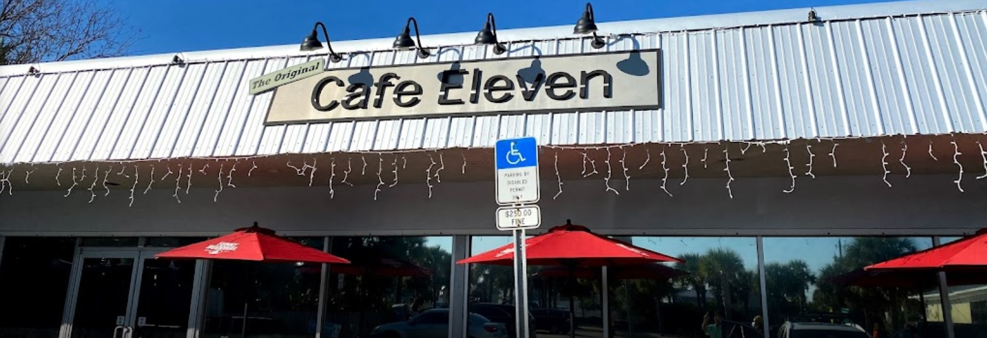 Cafe 11 Storefront