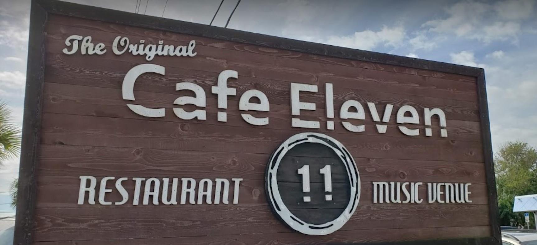 Cafe 11 Saint Augustine Beach