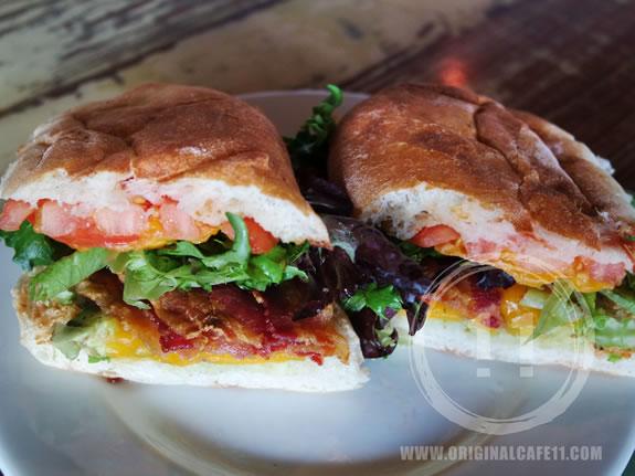 Cali BLT Sandwich