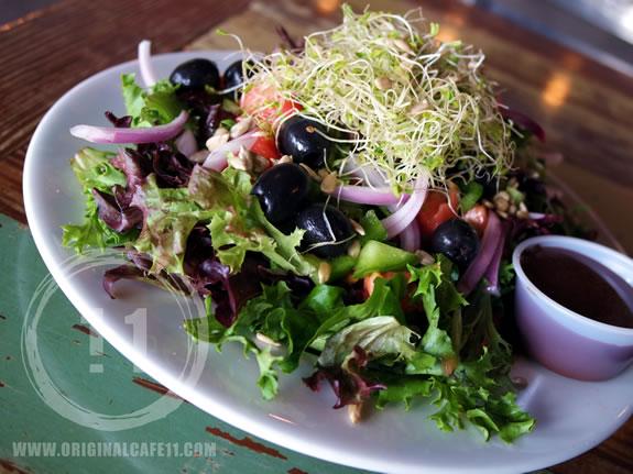 Gluten Free Garden Salad