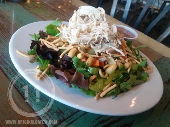 Gluten Free Tamarind Salad