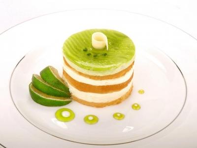 Key West Key Lime Cake