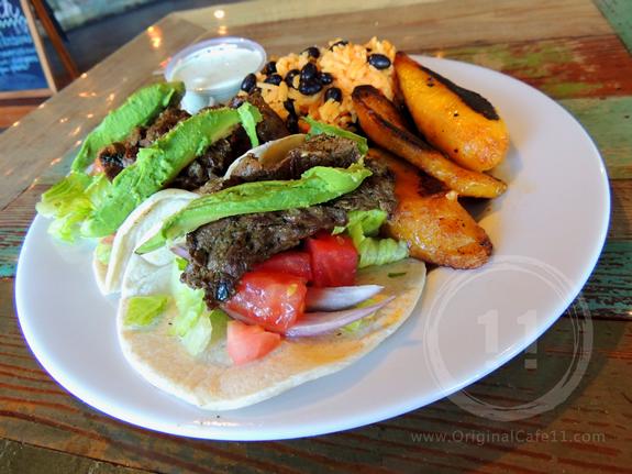Steak Avocado Tacos