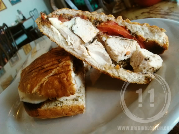 Tomella Chicken Sandwich