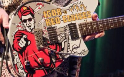 Igor & The Red Elvises | Oct 22, 2021