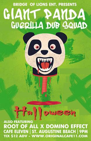 Giant Panda Guerilla Dub Squad